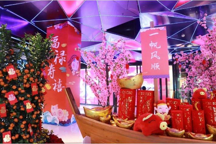 百货商场春节促销方案